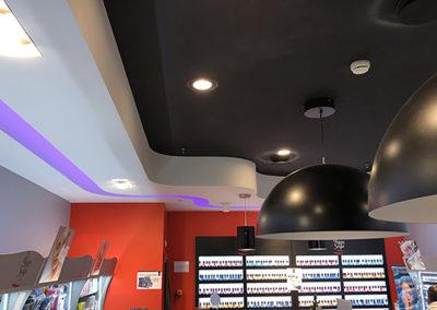Faux Plafond - Balexert