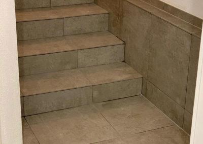 Escaliers en béton - ME