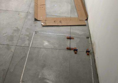 Team Rénovation - Carrelage et peinture couloir - CM_03