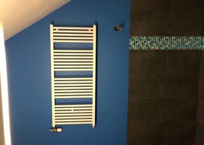 Team Rénovation - Rénovation complète salle de bain et toilettes_Carrelage et peinture - CM_09